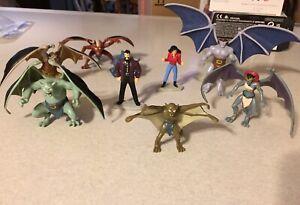 Disney GARGOYLES Mini PVC Figures Lot 1995
