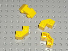 LEGO train Yellow facet brick ref 87620 / set 5887 7939 60074 4203 4643 76013 ..