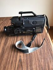 Hitachi HQ Video Camcorder VM-5200A Complete W Hard Case Excellent Condition