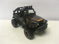 2003 03 Jeep Wrangler Rubicon Lifted Collectible 1/35 Scale Diecast Model