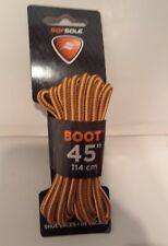 """Timberland Polo Replacement Shoe String laces Boot  Golden Brown Tan  45 """""""