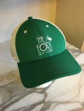 The Fort Golf Course Green  HAT CAP  Indianapolis Fort Ben