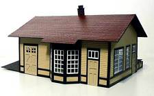 Branchline Trains Laser Art 468 O Scale Laura Station Structure Kit