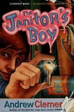 The Janitor's Boy by Andrew Clements (Paperback) Lot of 21 copies