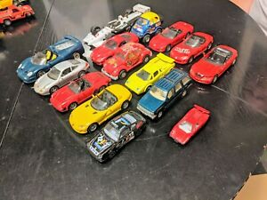 Maisto Welly Die Cast Cars Various Sizes And Types
