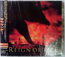 Edward Shearmur-Reign Of Fire-Soundtrack-Japan CD OBI (PICE-3012)-New Sealed