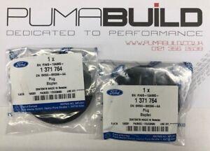 Genuine Ford Camshaft Seal/Plug/Bung - Focus RS MK2, ST225 (1371764) Pair