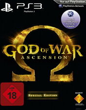 God of War: Ascension -- Special Edition (Sony PlayStation 3, 2013, DVD-Box)