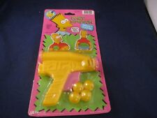 The Simpsons Bart Simpson Target Game Retro Simpsons Toy NEW 1990 Homer Simpson