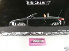 1/18 Minichamps Audi TT 2006 Roadster schwarz