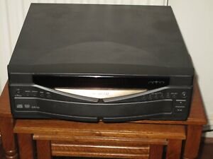 KENWOOD D-R350 5 CD CHANGER MULTIPLE CD PLAYER AUDIO Hi-Fi STEREO SEPARATE