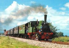 Ak, Binzen südschwarzwald, histórico tren para 1975