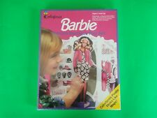 New Barbie Fashion Boutique Outfits Play Set Mylar Mirror