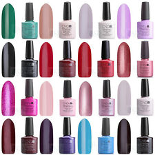 CND Shellac UV / llevó el esmalte de uñas de gel - Colores Prime