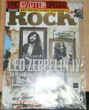 Classic Rock magazine #289 Jul 2021 Led Zeppelin IV 50 years on Celebration