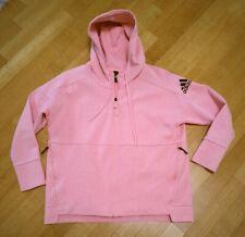 ADIDAS NEO SWEATJACKE Jacke Trainingsjacke Rosa Damen Gr. 38