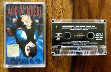 Acid Drinkers - High Proof Cosmic Milk - Cassette Audio / K7