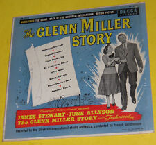 The Glen Miller Story 1954 Jimmy Stewart June Allyson Pictures! Nice See!