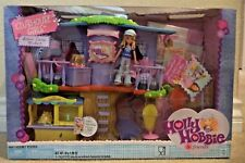Holly Hobbie Clubhouse Girls Snow Cone Maker Playset W/ Doll J8366 2006 *New*