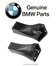 For BMW E39 5-Series Pari Set of Two Front Brake Air Duct Air Channel for Brakes