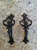 TWO, Curtain Tiebacks, Old World, Medieval, New Orleans, Bedroom Accessories