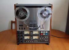 Teac A-3340S 4 Channel Simul-Sync Stereo Tape Deck