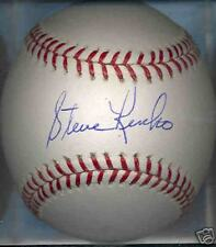 Steve Renko Chicago Cubs Autographed Signed OML Baseball COA Boston Red Sox