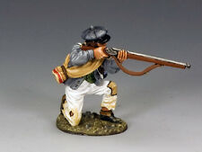 NEW!! Charles Henry Clark- King & Country Alamo Defender from Louisiana RTA070