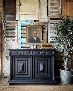 Vintage French Handpainted sideboard