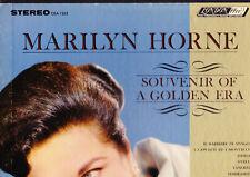 2LP-BOX.MARILYN HORNE.SOUVENIER OF A GOLDEN ERA.LONDON OAS1263.