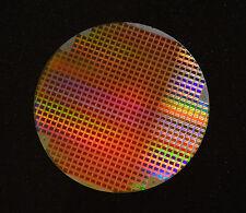 8 inch Silicon wafer  - copper colored Image sensors