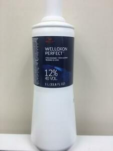 WELLA WELLOXON PERFECT 12% 40 VOLUME CREME DEVELOPER 33.8oz