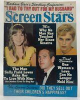 Screen Stars Magazine Oct 1968 Paul Newman William Shatner Audrey Hepburn 20258M