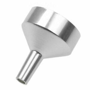 Klein Mini Metall Trichter 2cm Umfüllen Parfüm Ätherisches Öl 4mm Einfüllen