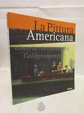 La Pittura Americana, Electa 2002, Storia dell'arte, Illustrazioni