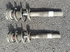 BMW 5 SERIES E60 E61 525D M57 '05 FRONT SUSPENSION SHOCKS LEG STRUT PAIR