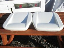 jaguar e type 4.2 seat foam set (pair)new stock in from usa
