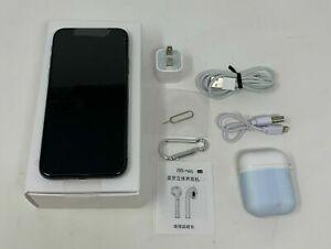SR Apple iPhone X 64 GB Space Gray  GSM Unlocked