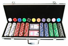Collectible Casino Chip Sets