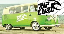 2x Board Ripcurl Surf Surf Vinilo Coche/Van Gráfico Calcomanías Autoadhesivos Camper VW