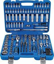Bgs 2245 pulgadas cofre herramientas caja llaves trinquetes bits 192 piezas