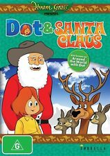 Dot And Santa Claus (DVD, 2014) REGION FREE - BRAND NEW SEALED - FREE POST!