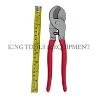 """9""""  Compact CABLE CUTTERS CUTTING PLIERS, High Leverage Bypass Shear Cut NEW"""
