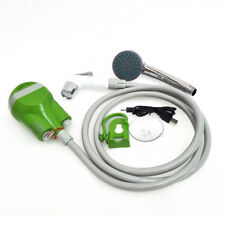 3.7V Rechargeable Portable Camping Shower 1.8M Hose USB Cable Built-in Battery