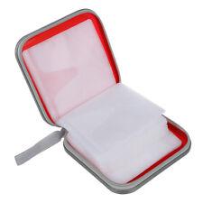 40 CD DVD Disc Album Storage Carry Case Cover Wallet Sleeve Holder Bag Hard H1L8