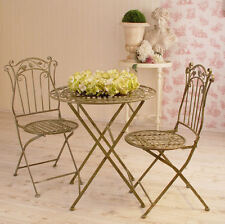Muebles de jardín sillas mesa muebles jardín muebles de hierro Jugendstil muebles grupo de asientos
