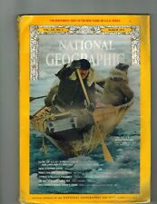 National Geographic March 1973 The Last US Whale Hunters