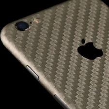 Transparente Carbono Fibra Trasera Película Protectora Pegatina Vinilo IPHONE 6