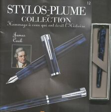 STYLOS-PLUME N°12 COLLECTION JAMES COOK