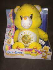 "Funshine Bear Animated Plush Care Bears - 14"" Tall Very Rare"